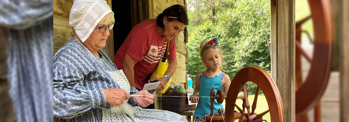 Trades Fair at the Homeplace